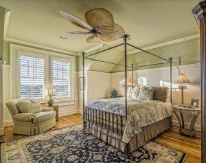 slaapkamer bruin