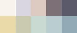 rustgevende kleuren slaapkamer inrichten
